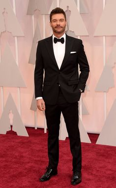 Ryan Seacrest, 2015 Academy Awards