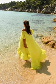 Devotion Twins #summerstyle #bohostyle #madeingreece Asymmetrical Dress, Boho Fashion, Twins, Lime, Cover Up, How To Make, Clothes, Collection, Dresses