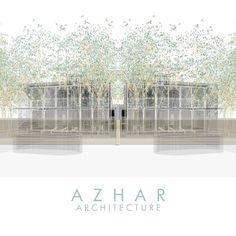 "AZHAR: Moraira Villa Complex, Moraira, Spain Design Evolution: Villa Pair Transparent Model Study Model - ""Test Spin""  AZHAR ARCHITECTURE  AzharArchitecture.com  #AzharArchitecture.com"