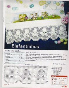 MIS FAVORITOS DE LA WEB PUNTILLAS AL CROCHET - Isabel Cristina Mejia - Picasa Web Albümleri