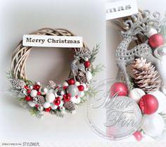 Wianek świąteczny http://marfindecor.pl/pl/new