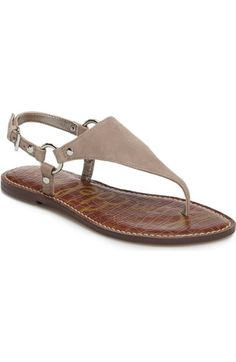 64b9528cfb9696 SAM EDELMAN  Greta  Sandal (Women).  samedelman  shoes  sandals