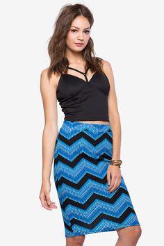 Юбка-карандаш Размеры: S, M, L Цвет: синий с принтом Цена: 986 руб.  #одежда #женщинам #юбки #коопт