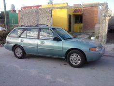 FORD Escort vagoneta 1997 | Tianguis del Auto