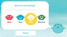 Settle Your Glitter by Momentous Institute < free app guides students through a deep breathing exercise that helps allow them to regain control of their emotions and shift their focus back to learning [also avail for Samsung]