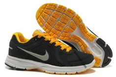 new styles 451d0 29d41 Cheap Nike Air Relentless Men s Running Shoes Anthracite Cool Grey-Yellow  RS-011