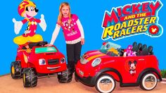 MICKEY and the ROADSTER RACER Surprise Toys + Minnie Happy Helper Toys with the Assistant
