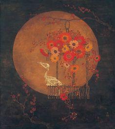 Rie Yamashina.月に花を鳥に唄声を