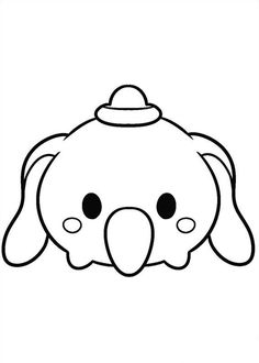 29 Best Tsum Tsum Images Coloring Books Coloring Pages Coloring
