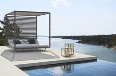 Pavilion Daybed designed by Monica Armani