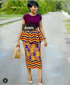 Wedding Guest Look Book For Fashionistas - Sisi Couture Latest African Fashion Dresses, African Dresses For Women, African Attire, African Wear, African Women, African Print Skirt, African Print Dresses, African Print Fashion, Africa Fashion