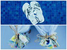 Recordação | Saquinho com lembrança | Sandália de lembrança | Lembrancinha para convidados | Detalhes de casamento | Lembranças | Lembrancinhas | Lembrancinha de casamento | Inesquecível Casamento | Presente para os convidados | Wedding Gifts | Casamento de dia | Casamento na praia | Outside Wedding