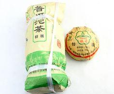 Imperial Yunnan Menghai Silver Pekoe TuoCha Puer Raw Tea for Health Care Skin Slimming Body Pu'er Pu Er Pu-erh 100g