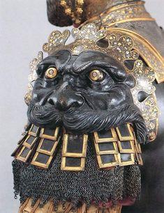 肩に宿した目が疼くぜ。ルネッサンス期、イタリアの鎧師の超絶アーマー : カラパイア                                                                                                                                                                                 もっと見る