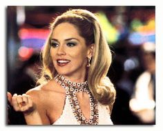 Ginger played by Sharon Stone in the movie Casino.