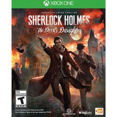 Sherlock Holmes: The Devil's Daughter - Xbox One, 22067