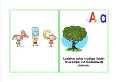 Mariaslekrum - Illustrerade rimramsor. Montessori, Fina Ord, Education, Comics, Kids, Art, Animales, Young Children, Art Background