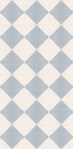 These tiles would also look good in a hallway or kitchen..