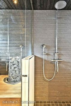Myynnissä - Kerrostalo, Keskusta, rautatieasema, Naantali: 4h + kt + s + at + var -  #sauna #oikotieasunnot Toilet Room, Saunas, Bathroom Toilets, Interior Decorating, Bathtub, Interior Styling, Standing Bath, Bath Tub, Tubs