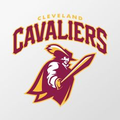 Cleveland Cavaliers Logo Concept