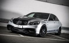 2016 E63 AMG RS Posaidon with more horses than a Bugatti Veyron!