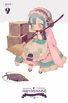 09 Anime Kawaii, Anime Chibi, Loli Kawaii, Kawaii Chibi, Cute Chibi, Manga Anime, Anime Art, Cute Illustration, Character Illustration