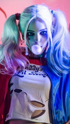 Hello, Here You Will Find Entertainment And Much More. Gotham Joker, Joker Y Harley Quinn, Harley Quinn Tattoo, Harley Quinn Drawing, Harley Quinn Halloween, Margot Robbie Harley Quinn, Harley Quinn Cosplay, Batman Arkham, Gotham City