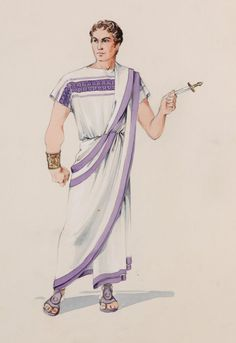 Elizabeth Haffenden - Costumière de Cinéma - Ben Hur - 1959 - Charlton Heston - Accessoires - Dague en Bois et Laiton