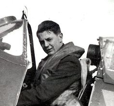 Squadron Leader Dave Glaser A Pilot shot down by the Royal Navy during the Battle of Britain who went on to test B.A.C. 1-11's, Viscounts and Valiant