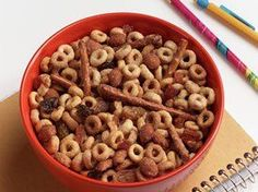 Cheerios* Snack Mix