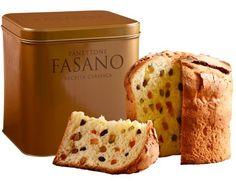 Panettone - Frutas Fasano