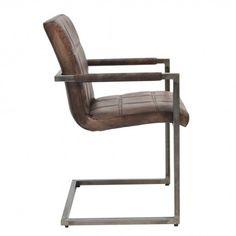 Design Esszimmerstuhl design esszimmerstuhl in braun armlehnen 2er set jetzt bestellen