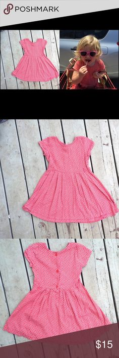 Baby Hipster Dress with Modern Graphic Print Let your little hipster be aloof and effortlessly cool in this modern little dress. Buttons down the back. Has belt loops if you want to add a belt. 62% cotton/38% Viscose carters Dresses Casual