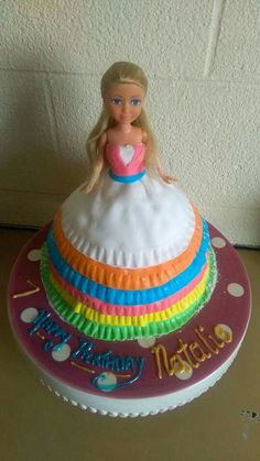 Bit rough but another cake I made
