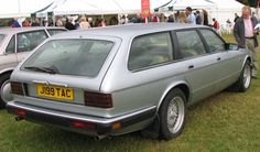 Jaguar XJ40 estate