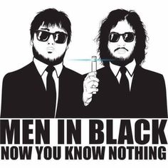 Jon Snow and Sam Tarley. The Men in Black. #Game of Thrones