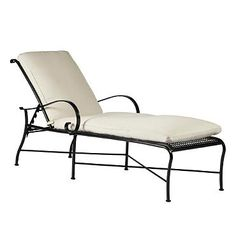 Verano Chaise Lounge with Cushion