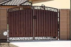 The Custom Iron Group. Toll Free: (888) 494-3767 Free Estimates SERVICES PROVIDED  Onsite welding repairs  Aluminum welding & fabrication  Powder coating, sandblasting, metalizing  Vinyl fence gates  Chain link fence & gates  Garage doors  Entry doors with glass  Sliding security doors  Window guards  Aluminum repairs for Rims  Material sales  Ada rails  Guardrails  Handrails  Wood Gates/ Wood Fencing  Iron fencing  Gates  Gate operators  Gate operator repairs  Trash…