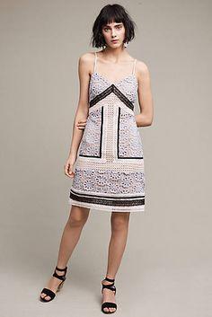 Lofty Lace Dress