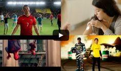 Os 10 comerciais mais vistos no Youtube em Abril de 2014