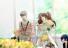 Persona 5 Memes, Persona 5 Anime, Persona 4, Rise Kujikawa, Persona Crossover, Yu Narukami, Shin Megami Tensei Persona, V Games, Art Folder