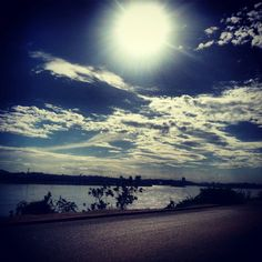 Zambeze river... in Tete, Mozambique