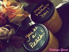 easy peach preserves