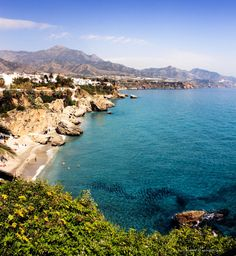 Nerja, Spain by Adam Machowiak on 500px