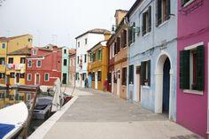 Venice Trip: Burano Part 1
