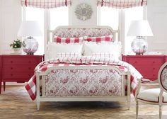 Allesandra bed has a rosette detailing, delicate ornaments, and a romantic heirloom quality.