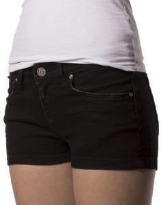 Summer Shorts in Inky Black Summer Shorts, Casual Shorts, Clothes, Black, Women, Fashion, Tall Clothing, Moda, Black People