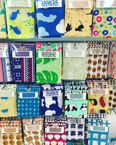 chick chick sewing: Making handmade zakka from Japanese tenugui ♪ 100円ショップの手ぬぐいでいろいろ作ってます♪