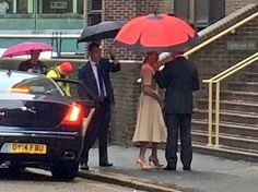 Sophie, Countess of Wessex arrives at Union Jack Club in Waterloo 10 July 2014