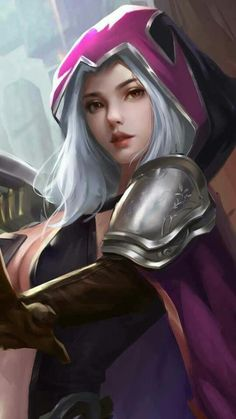 Natalia Wallpaper HDis free HD Wallpaper Thanks for you visiting 21 Amazing Mobile Legends Wallpapers 2018 Mobile Legends HD Wallpaper in M. 3d Fantasy, Fantasy Women, Anime Fantasy, Fantasy Girl, Ashe League Of Legends, League Of Legends Characters, Fantasy Characters, Female Characters, Alucard Mobile Legends